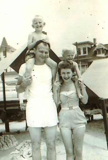 Cape May NJ Circa 1956