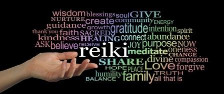 Find Reiki teachers and practitioners