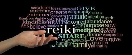 Reiki's Universal Spiritual Themes