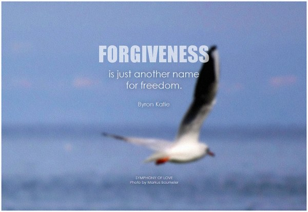forgiveness quote byron katie