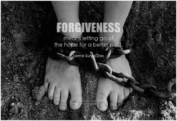 forgiveness quote lama surya das