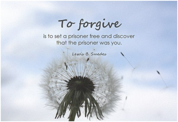 forgiveness quote lewis b smedes