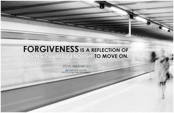 forgiveness quote steve maraboli