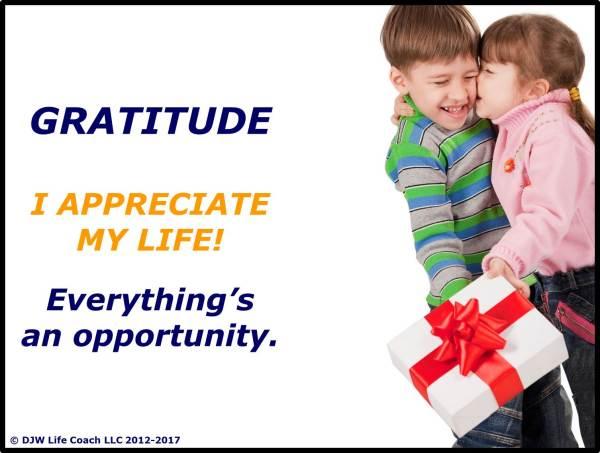 Gratitude fosters flow!