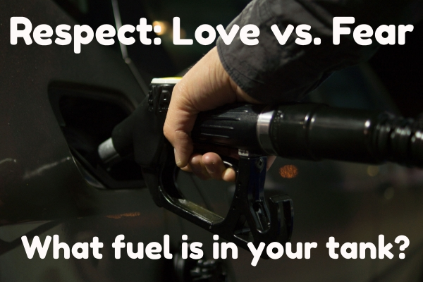 What fuel is in your tank?